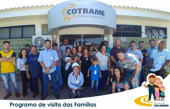 Visita das Famílias - 26/01/2018
