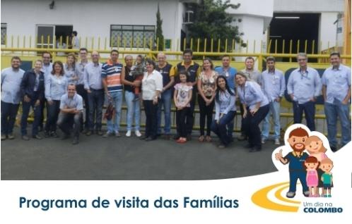 Visita das Famílias - 09/06/2017