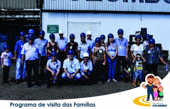 Visita das Famílias - 13/04/2018