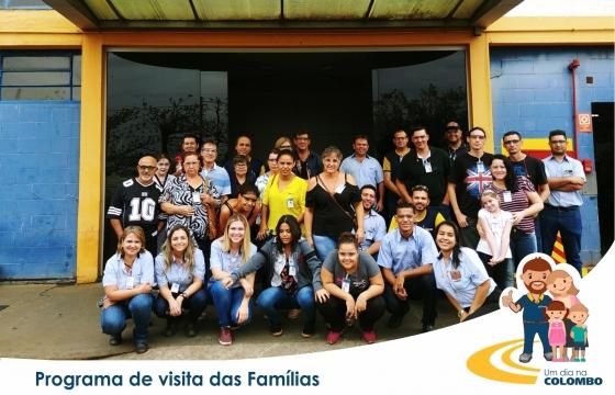 Visita das Famílias - 24/08/2018