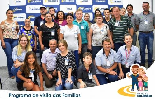 Visita das Famílias - 26/10/2018