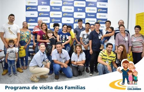 Visita das Famílias - 23/11/2018