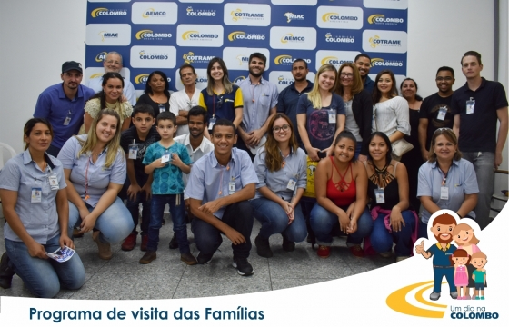 Visita das Famílias - 21/09/2018